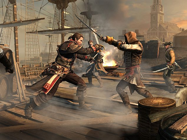 Assassin's Creed: Rogue Unveiled for November 11 Release on PS3, Xbox 360