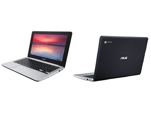 Asus Unveils C200 and C300 Chromebooks With Intel Bay Trail-M Chipset