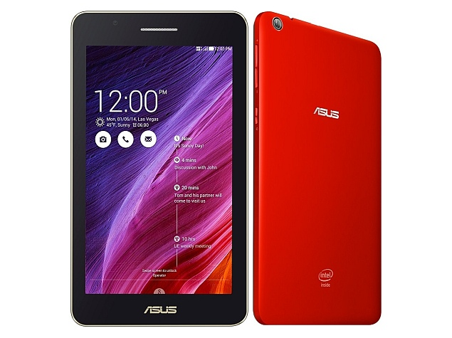 Asus Fonepad 7 (FE171CG) Voice-Calling Tablet Listed on Company's Site