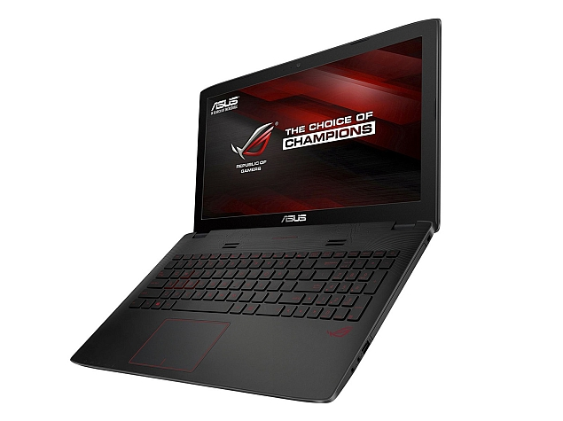 Asus ROG GL552 Gaming Laptop With 15.6-Inch Display Launched at Rs. 70,999