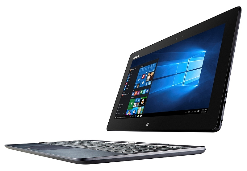 Asus Transformer Book T100HA With Windows 10 Launched at Rs. 23,990