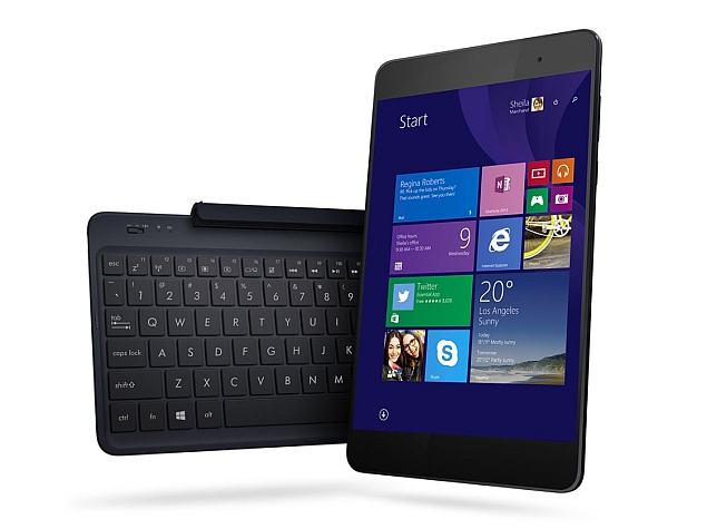 Asus Launches 3 Transformer Book Chi Tablets With Windows 8.1 at CES 2015