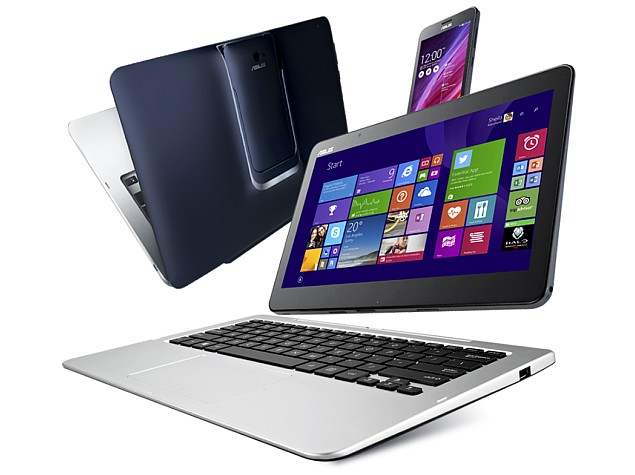 Computex 2014 Showstopper: The Five-Mode Hybrid Asus Transformer Book V