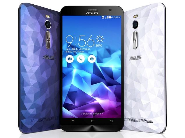 Asus ZenFone 2 Laser, ZenFone 2 Deluxe, and ZenFone Selfie Launched in India