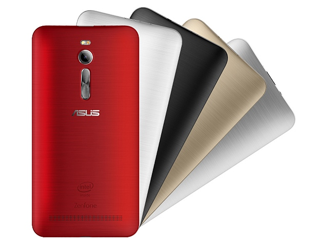 Asus ZenFone 2 Variant and ZenFone 3 to Sport Fingerprint Sensor