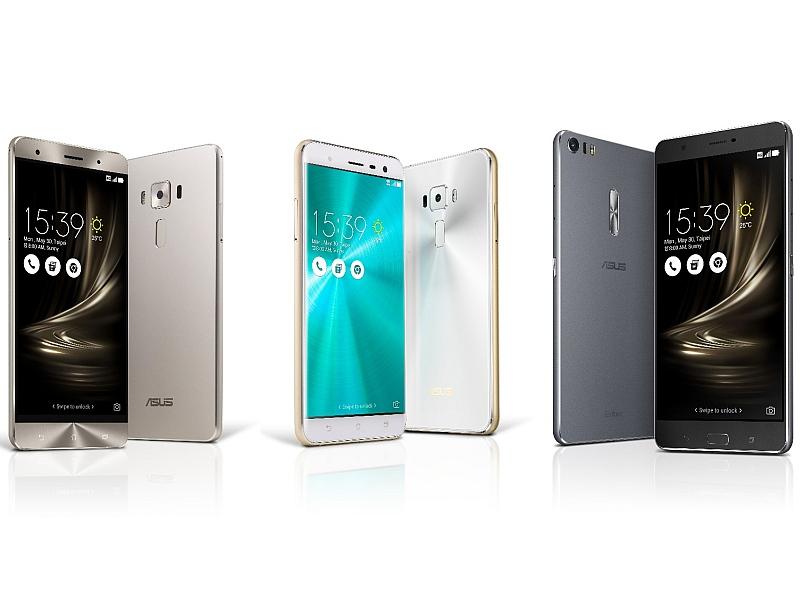 Asus ZenFone 3, ZenFone 3 Deluxe, ZenFone 3 Ultra Launched: Price, Specs, and More