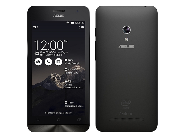 Asus ZenFone 5 (A502CG) aka ZenFone 5 Lite Launched at Rs. 8,999
