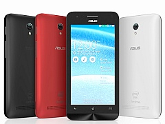 Asus ZenFone C (ZC451CG) With 4.5-Inch Display Launched at Rs. 5,999