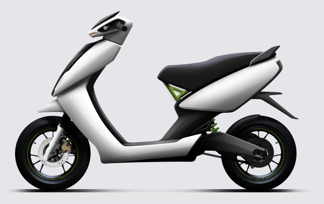 Ather Energy to Begin Test Drives for Its Smart Scooter in India