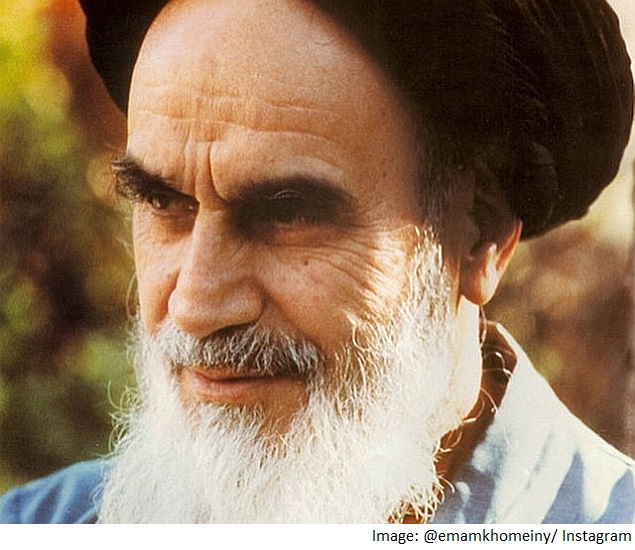 Instagram 'Deletes Account' Dedicated to Iran's Ayatollah Ruhollah Khomeini
