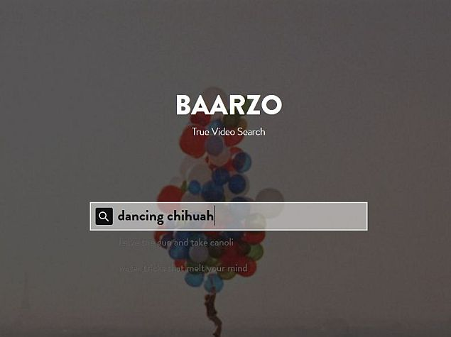 Google Reportedly Acquires Video Search Startup Baarzo
