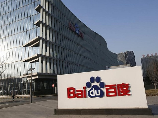 Daimler Teams Up With China's Baidu in Connected Cars Drive