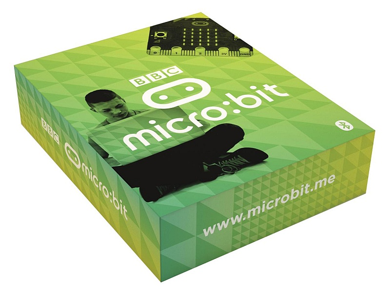 BBC Micro:bit Mini Computer Goes Up for Pre-Orders Starting GBP 13