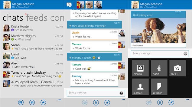 The lost but not forgotten messenger is now on Windows Phone