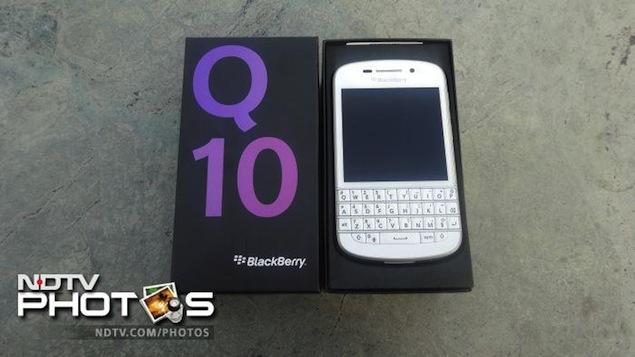 BlackBerry Q10 review | NDTV Gadgets360 com