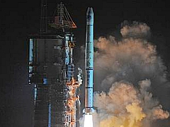 China Launches 2 Satellites as It Builds GPS Rival