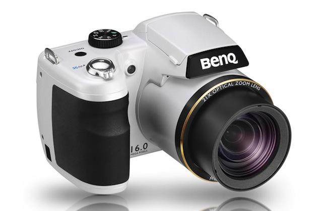 BenQ announces GH600, GH700 series of 16-megapixel cameras