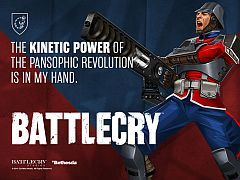 BattleCry Melee-Focussed Free-To-Play Multiplayer Game Unveiled for 2015