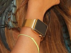 Apple Watch Edition With Exclusive Gold Link Bracelet Spotted