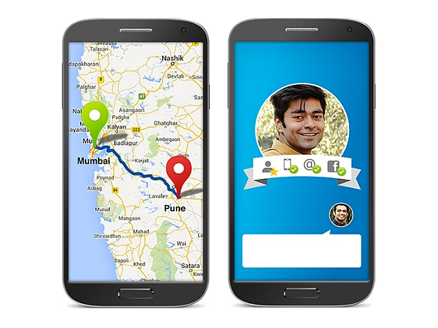 blablacar city to city ride sharing service launched in india technology news. Black Bedroom Furniture Sets. Home Design Ideas