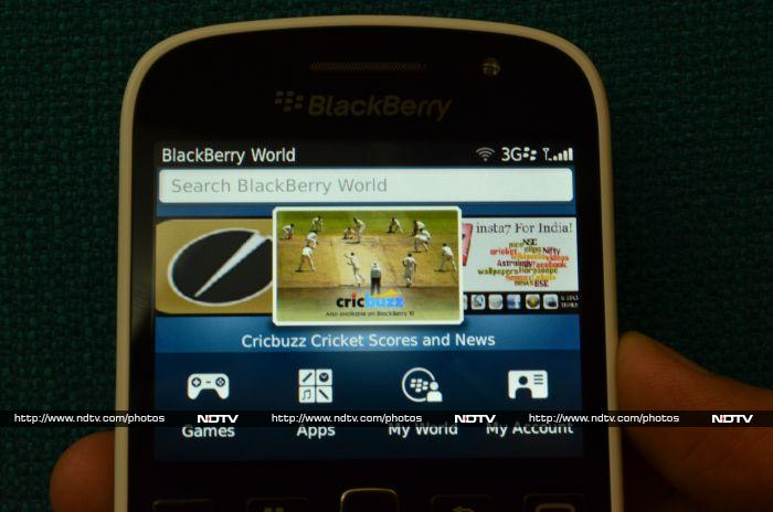 BlackBerry 9720 review | NDTV Gadgets360 com