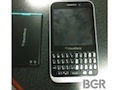 Purported pictures of a new entry-level QWERTY BlackBerry 10 phone appear online