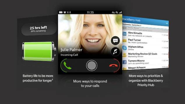 BlackBerry OS 10.2.1 update activates FM radio, brings actionable lock screen notifications and more