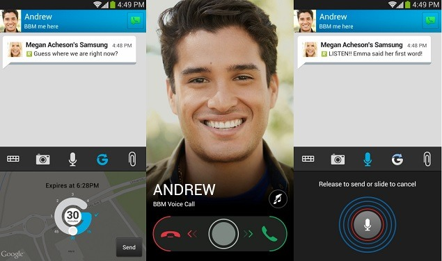 BBM 2.0 update brings Channels and Voice support to Android and iPhone