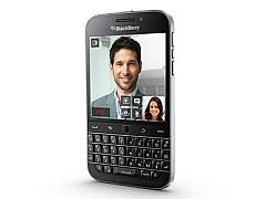 BlackBerry Classic QWERTY Phone With BB10 OS Launched at Rs. 31,990