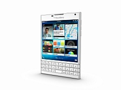 White BlackBerry Passport Up for Pre-Order; Red Variant Spotted Online Again