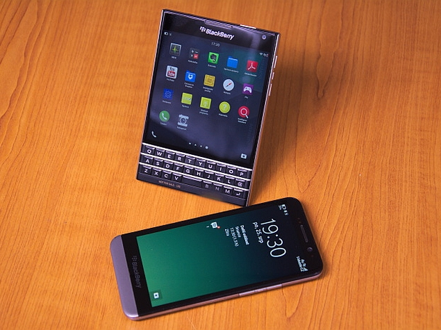 Alleged BlackBerry Passport Review Details Specifications and Features