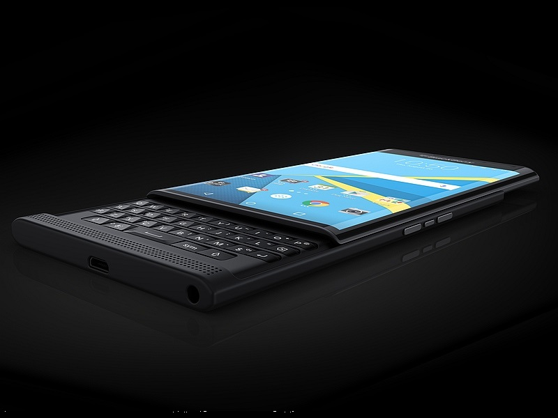BlackBerry Priv Leaked Images Show 4K Video Recording, Safeguard App
