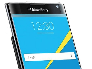 BlackBerry Venice Android Phone Tipped to Launch as BlackBerry Priv