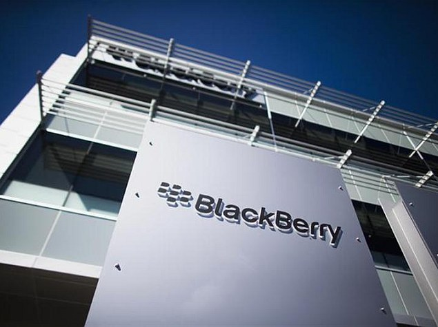 BlackBerry Making a Home for the 'Internet of Things'