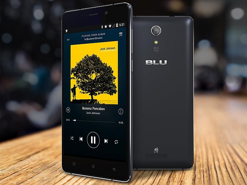Blu Energy X, Studio Energy 2 Smartphones With Android Lollipop