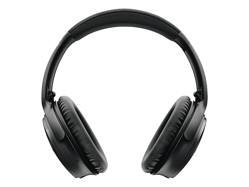 c834b40983b Bose QuietComfort 35 Wireless Noise Cancelling Headphones Launched at Rs.  29,363. Highlights. Bose QuietControl 30 ...
