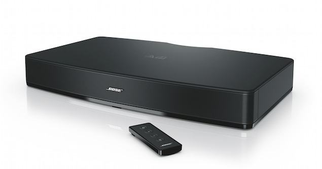 bose launches solo tv sound system for rs 25 673. Black Bedroom Furniture Sets. Home Design Ideas