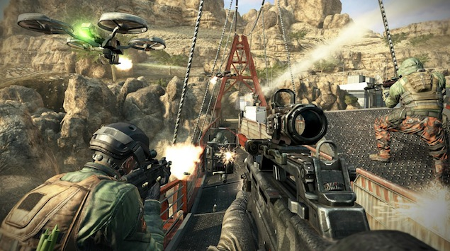 Stream your Call of Duty: Black Ops II battles live on YouTube