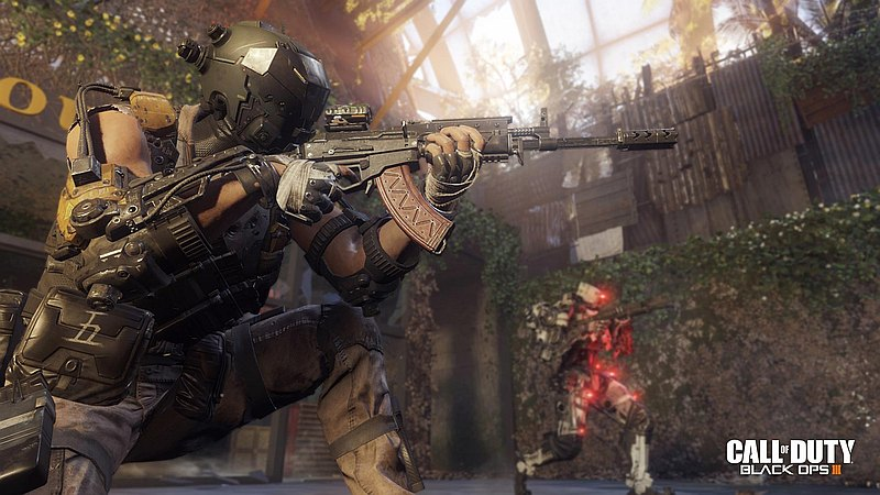 Call of Duty: Black Ops 3 Rakes in $550 Million in 3 Days