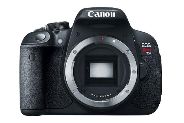 Canon launches EOS Rebel T5i DSLR camera with 18-megapixel sensor