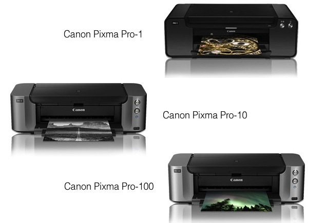 canon india launches pixma pro series of printers targeted at photo professionals technology news. Black Bedroom Furniture Sets. Home Design Ideas
