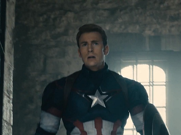 Why the Avengers 2 Trailer Has Us Worried for Captain America