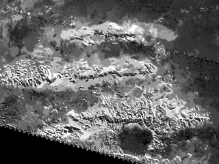Nasa Finds the Tallest Peak on Saturn's Moon Titan