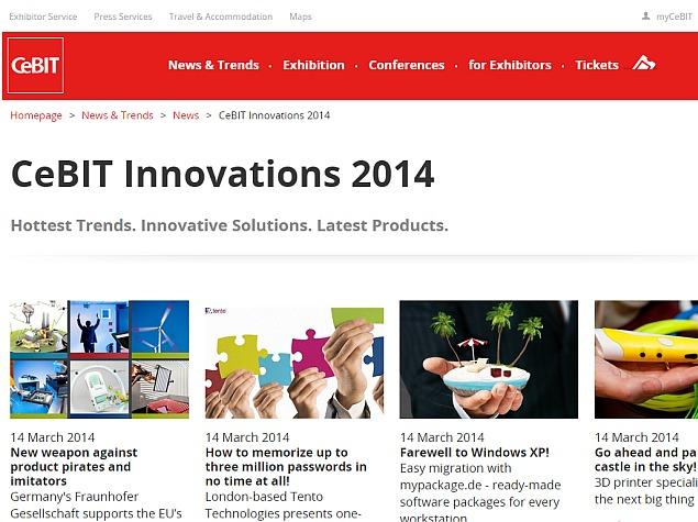 CeBIT to Debut at Bangalore ITE Trade Fair