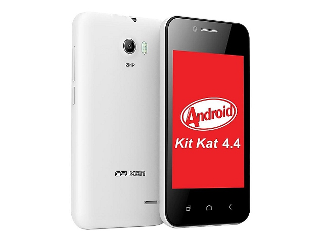 Celkon Campus One A345C With Android 4.4 KitKat Launched at Rs. 2,599