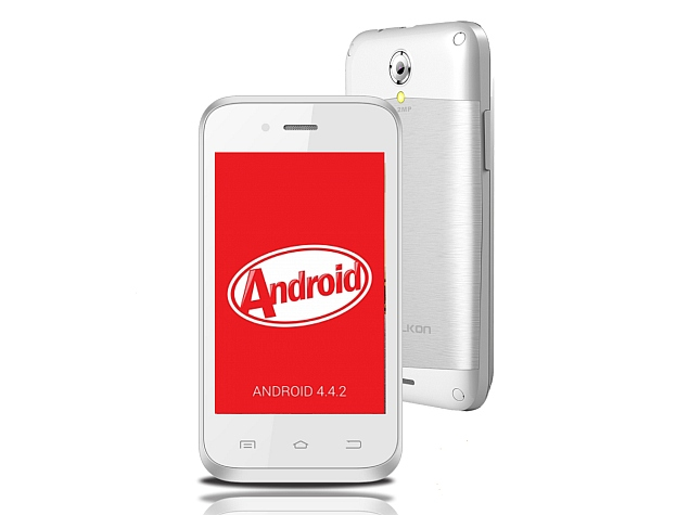 Celkon Campus Mini A350 With Android 4.4 KitKat Launched at Rs. 3,799