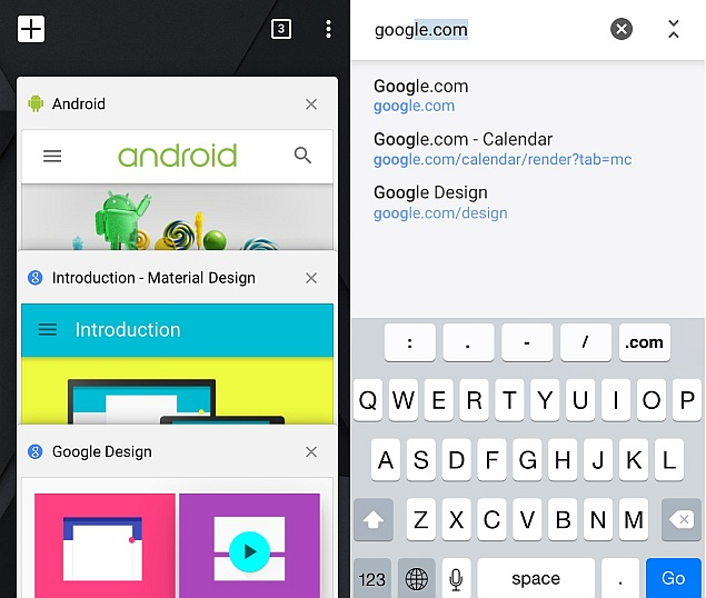 Google Chrome 40 for iOS Brings Material Design, Handoff Support, and More