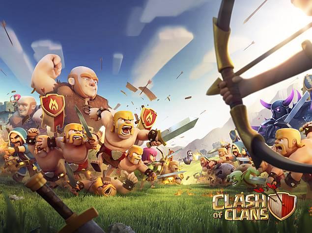 Clash of Clans Maker Supercell Sees Revenue Hit EUR 1.5 Billion