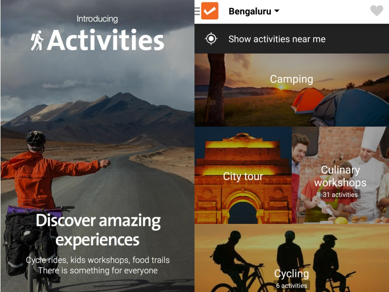 Cleartrip Launches Activities, a Curated Weekend To-Do List for Your City