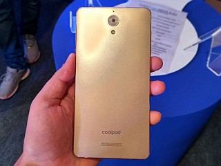 Coolpad Mega 2.5D Selfie-Focused Smartphone Launched at Rs. 6,999
